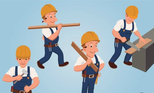 Tømrer Borre