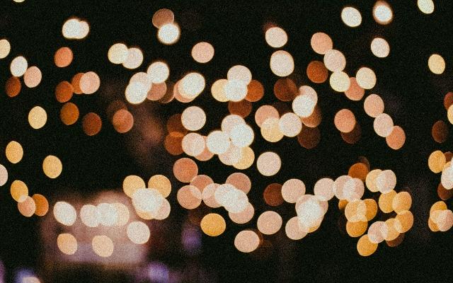 lys til festtelt